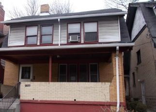 Foreclosed Home in Pittsburgh 15221 FRANKLIN AVE - Property ID: 4464408830