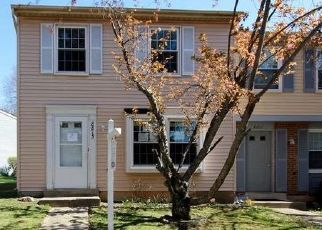 Foreclosed Home in Gaithersburg 20879 CROSS COUNTRY PL - Property ID: 4465491942