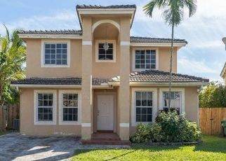 Foreclosed Home in Miami 33196 SW 106TH TER - Property ID: 4465626384