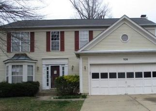 Foreclosed Home in Accokeek 20607 CHATSWORTH DR - Property ID: 4466008295