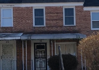 Foreclosed Home in Baltimore 21229 N CULVER ST - Property ID: 4466100718