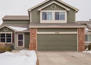 Foreclosed Home in Arvada 80003 W 63RD DR - Property ID: 4466349482