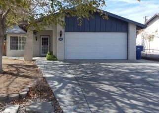 Foreclosed Home in Ridgecrest 93555 S RANGER ST - Property ID: 4466538691