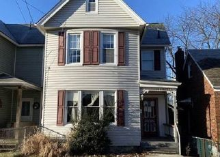 Foreclosed Home in Mckeesport 15132 MILBURN ST - Property ID: 4466716957