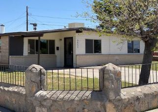 Foreclosed Home in El Paso 79924 ALBACORE LN - Property ID: 4467266147