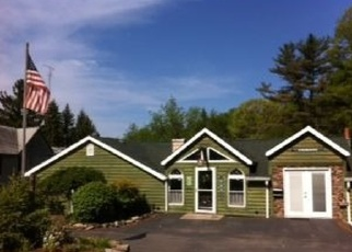 Foreclosed Home in Wyoming 18644 BUNKER HILL RD - Property ID: 4467395359