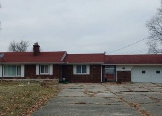 Foreclosed Home in Mount Morris 48458 E MOUNT MORRIS RD - Property ID: 4467925757