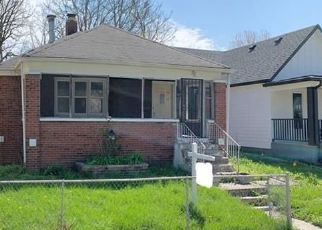 Foreclosed Home in Indianapolis 46201 TECUMSEH ST - Property ID: 4468349265