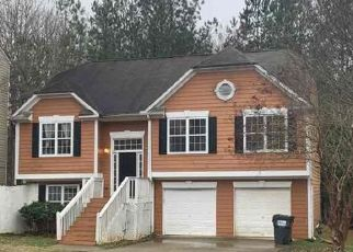 Foreclosed Home in Austell 30168 SPRINGGROVE CT - Property ID: 4468390890