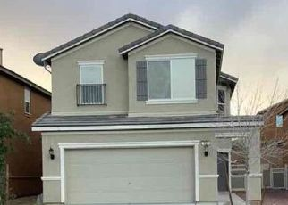Foreclosed Home in Henderson 89011 CASCADE MEADOW CT - Property ID: 4468464913