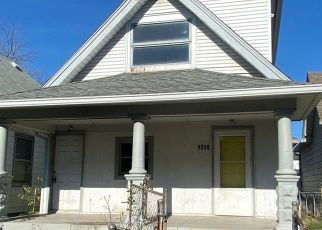 Foreclosed Home in Indianapolis 46203 E NAOMI ST - Property ID: 4469158656