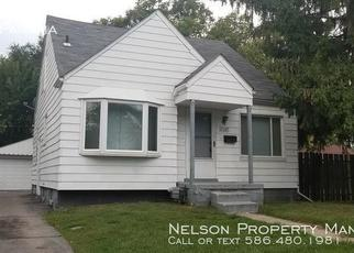Foreclosed Home in Warren 48091 PANAMA ST - Property ID: 4470233432