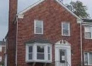 Foreclosed Home in Baltimore 21239 NORTHBOURNE RD - Property ID: 4471239460