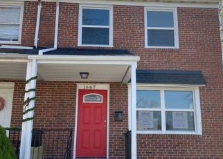 Foreclosed Home in Dundalk 21222 KAVANAGH RD - Property ID: 4471391889