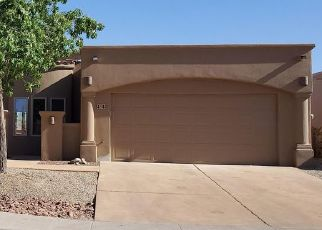 Foreclosed Home in Las Cruces 88011 COUNCIL OAK RD - Property ID: 4472648426