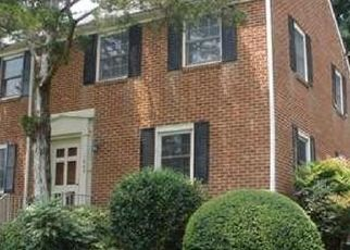Foreclosed Home in Raleigh 27605 BELLWOOD DR - Property ID: 4472737329