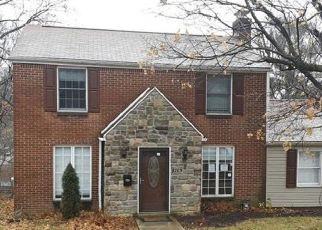 Foreclosed Home in Bethel Park 15102 CLARK AVE - Property ID: 4473066248