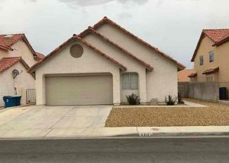 Foreclosed Home in Las Vegas 89129 HYANNIS CIR - Property ID: 4473123183