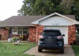Foreclosed Home in Cushing 74023 E VINE ST - Property ID: 4473475768