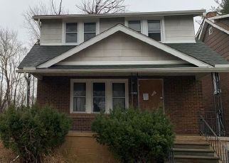 Foreclosed Home in Detroit 48213 CHELSEA ST - Property ID: 4474057388