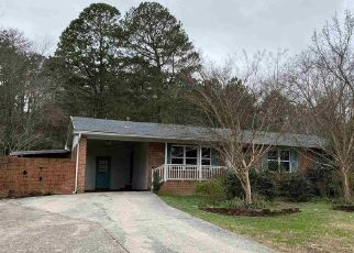 Foreclosed Home in Summerville 30747 GOODWIN DR - Property ID: 4474944282
