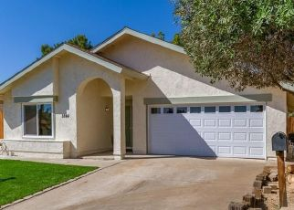 Foreclosed Home in El Cajon 92021 LAVALA LN - Property ID: 4475142245