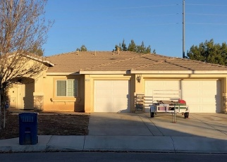 Foreclosed Home in Lancaster 93535 PALM LN - Property ID: 4475249556