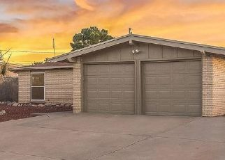 Foreclosed Home in El Paso 79925 GARWOOD CT - Property ID: 4475267963