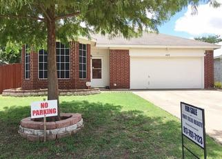 Foreclosed Home in Fort Worth 76137 PARK VILLAGE CT - Property ID: 4475279332