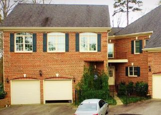 Foreclosed Home in Raleigh 27604 ALLENBY DR - Property ID: 4475653816