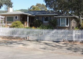 Foreclosed Home in Sonoma 95476 4TH AVE - Property ID: 4476038343