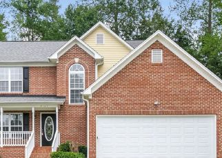 Foreclosed Home in Greensboro 27406 FOREST EDGE CT - Property ID: 4476358502