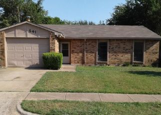 Foreclosed Home in Allen 75002 HIGHTRAIL DR - Property ID: 4476606392