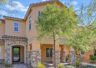 Foreclosed Home in Henderson 89044 VIA FIRENZE - Property ID: 4476925235