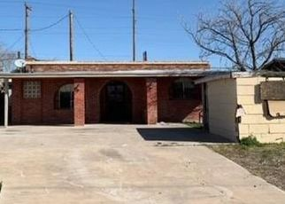 Foreclosed Home in El Paso 79905 CLEVELAND AVE - Property ID: 4477075917