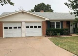 Foreclosed Home in Abilene 79605 EDGEMONT DR - Property ID: 4477076791
