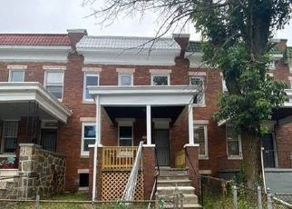 Foreclosed Home in Baltimore 21229 N GRANTLEY ST - Property ID: 4478376693