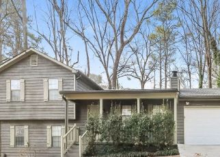 Foreclosed Home in Marietta 30064 ROCK GARDEN TER NW - Property ID: 4478570268