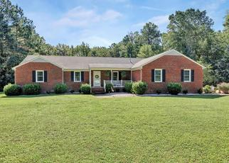 Foreclosed Home in Chesterfield 23838 SECOND BRANCH RD - Property ID: 4478898760
