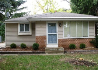 Foreclosed Home in Milwaukee 53225 N 101ST ST - Property ID: 4478990284