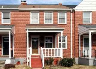 Foreclosed Home in Baltimore 21239 PENTRIDGE RD - Property ID: 4479065176