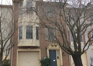 Foreclosed Home in Frederick 21702 MALVERN WAY - Property ID: 4480017782