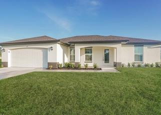 Foreclosed Home in Cape Coral 33991 SW 13TH TER - Property ID: 4480530202
