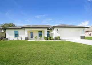 Foreclosed Home in Cape Coral 33991 SW 22ND PL - Property ID: 4480714600