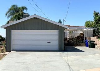 Foreclosed Home in La Mesa 91941 YALE AVE - Property ID: 4480832857