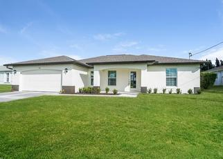 Foreclosed Home in Cape Coral 33991 SW 12TH TER - Property ID: 4480958996