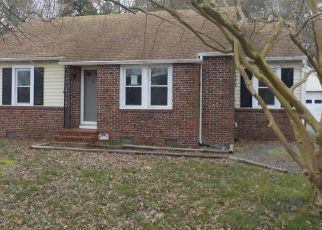 Foreclosed Home in Cambridge 21613 STONE BOUNDARY RD - Property ID: 4480977378