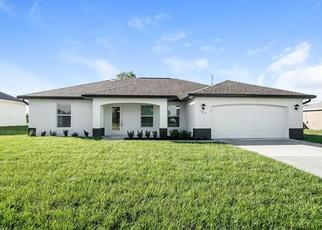 Foreclosed Home in Cape Coral 33914 SW 28TH TER - Property ID: 4481610244