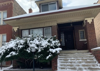 Foreclosed Home in Chicago 60619 S EVANS AVE - Property ID: 4481711419
