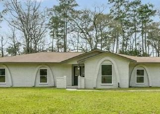 Foreclosed Home in New Caney 77357 FLAMINGO ST - Property ID: 4482082380